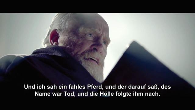 Die letzte Predigt (Live-Action-Trailer)