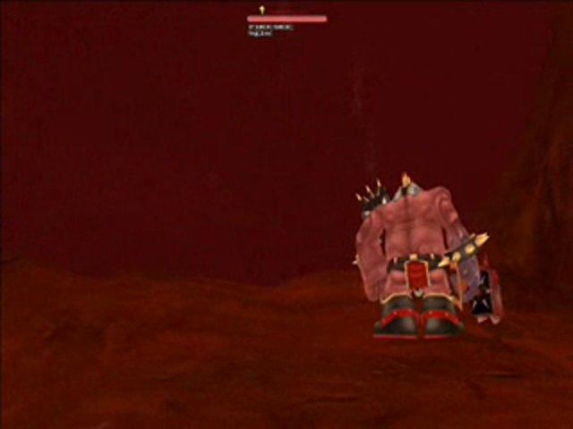 Dungeon Volcane