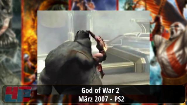 Im Wandel der Zeit: God of War
