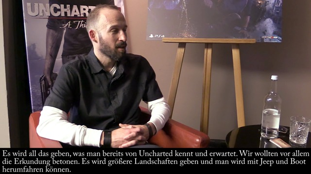 Interview mit Ricky Cambier (Lead Designer)