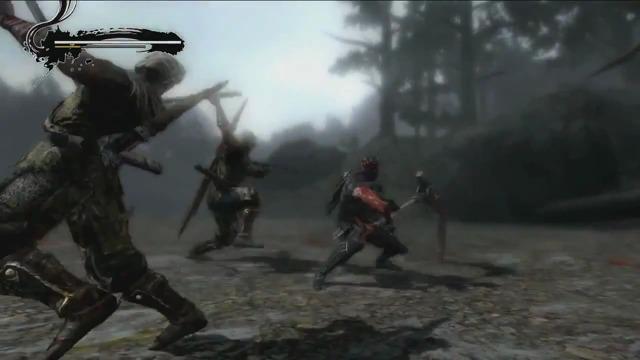 Ninja Pack 2 DLC-Trailer