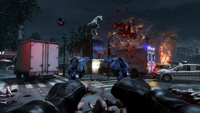PS4 Pro Spielszenen