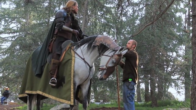 Horses of Rohan