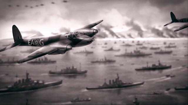 Italien 1943 (Story-Trailer #1)