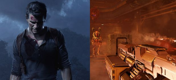 Uncharted 4, Doom, Fire Emblem und noch viel mehr - ein Wonnemonat f�r Spieler!