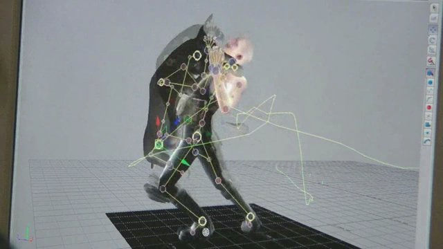 Motion Capturing-Trailer