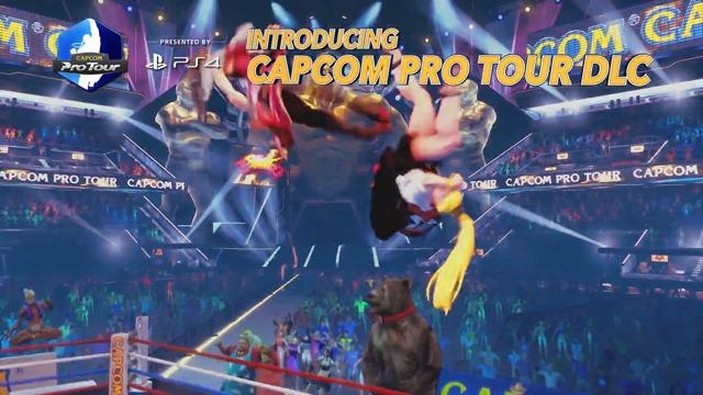 Capcom Pro Tour-DLC