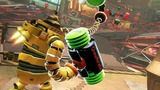 Arms: Charakter Mechanica