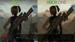 Grafikvergleich 360 XboxOne