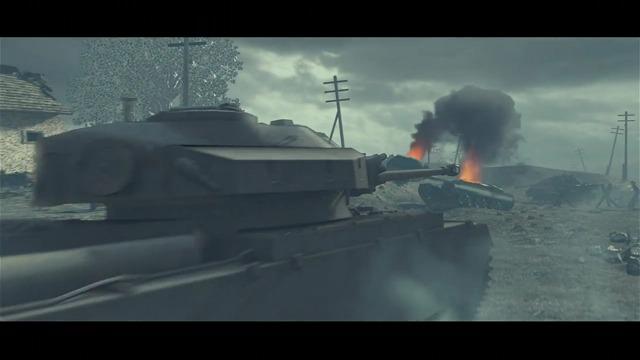 British Tanks CGI-Trailer