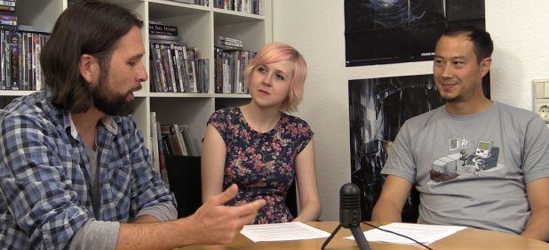 J�rg, Alice und Dieter diskutieren �ber die Rolle von Youtube im Kontext der Spielepresse