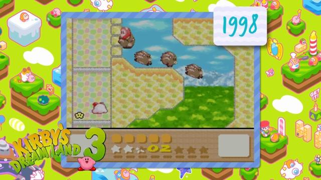 25 Jahre Kirby