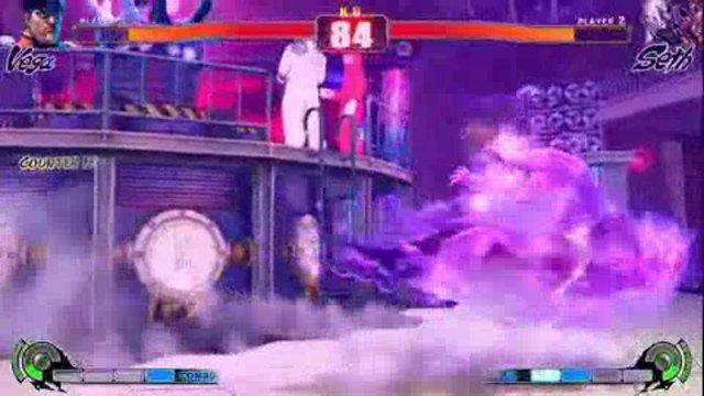 Vega vs. Seth