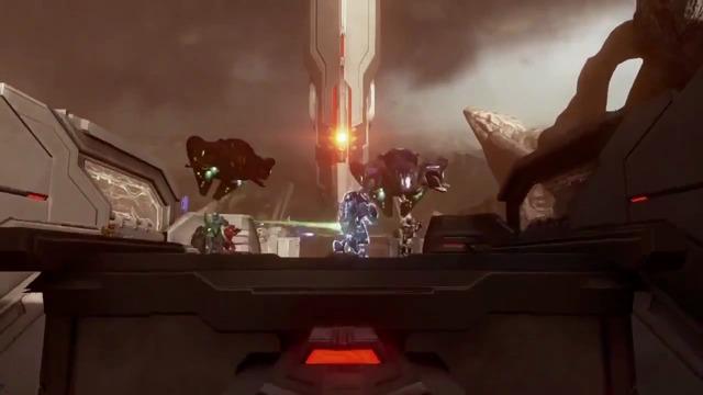 E3 Spartan Ops-Trailer