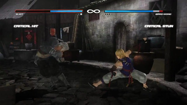 Brad vs. Eliot-Video