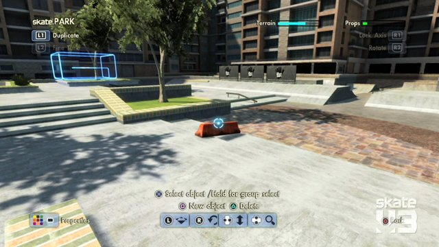 Create your own Park