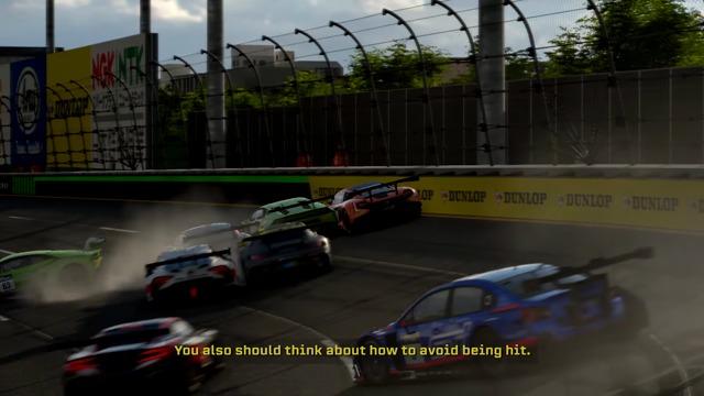 Die erste Regel des Motorsports