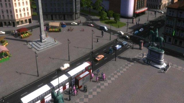 Entwickler-Video, Teil 2 - Fahrzeuge