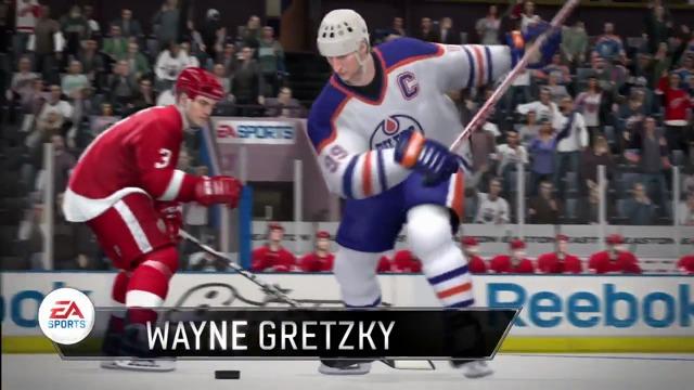 Wayne Gretzky-Trailer