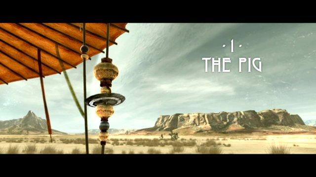 Teaser 1 - The Pig
