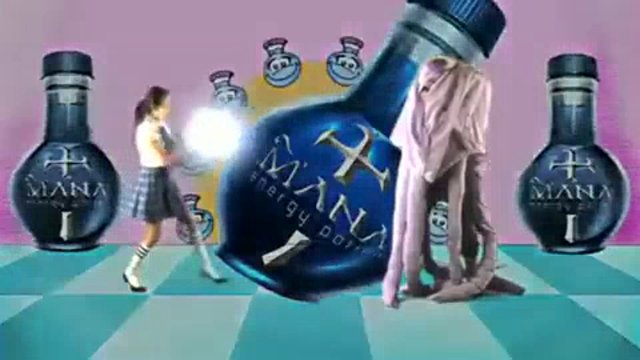 Mana Potion-Werbung