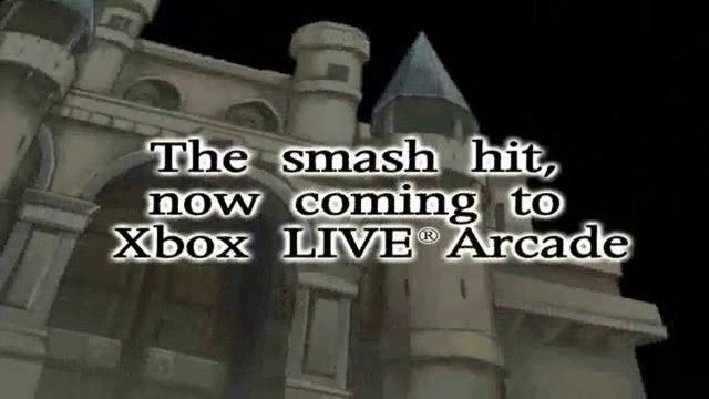Live Arcade-Starttrailer