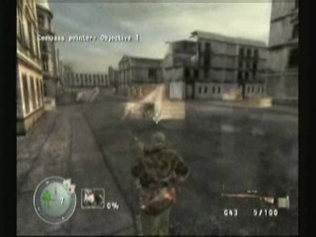 Gameplay Panzer