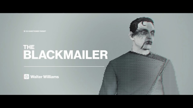 Elusive Target #19 Der Erpresser (The Blackmailer)