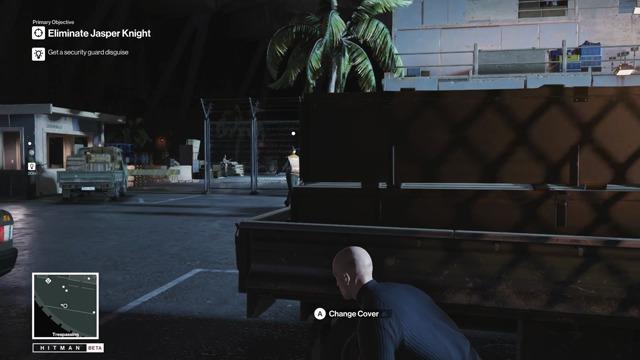 PC-Beta-Spielszenen: Jasper Knight (Accident Kill)