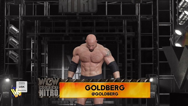 Goldberg-Einzug