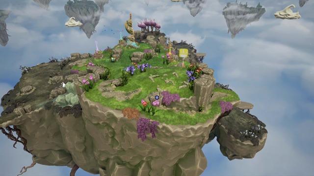 Spielszenen ohne VR