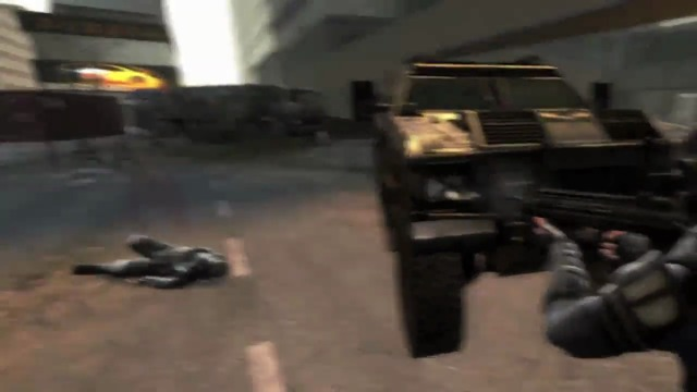 Modern Combat-Trailer