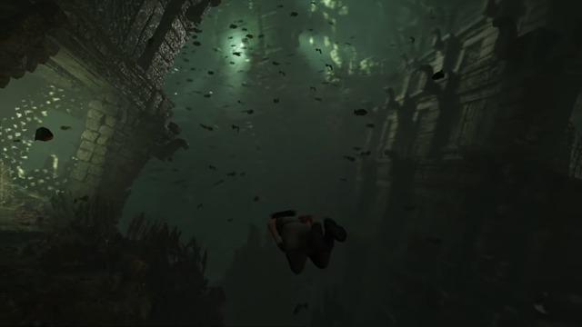Underwater Survival