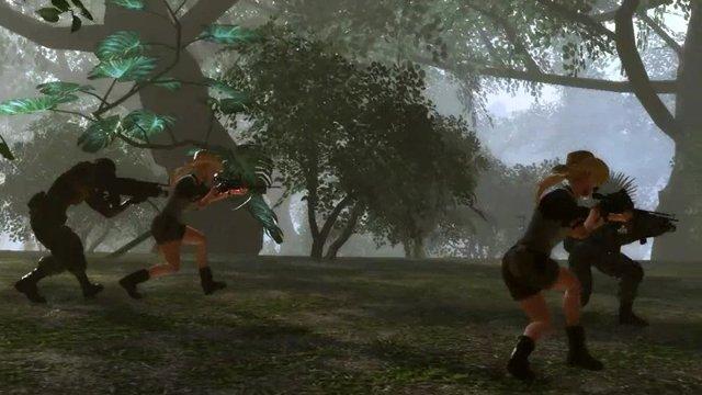 T-Rex-Spielszenen